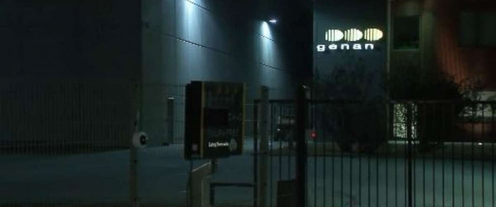 A 26-year-old Texas man was killed in a tire shredder at the Genan, Inc. recycling plant in Houston on Jan. 26, 2018.