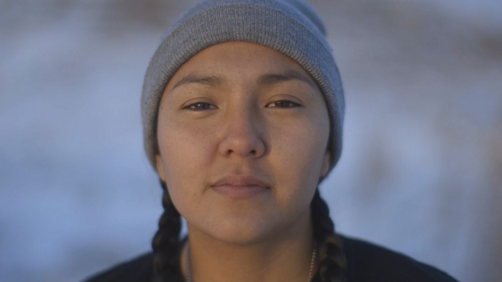 Lauren Howland, 21, Apache/Navajo, International Indigenous Youth Council Co-Founder