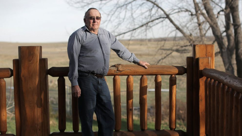 L.J. Turner's family has had their ranch in Gillette for nearly a century. He is one of the few vocal critics in the area who take issue with the impact that coal mining has on the local environment.