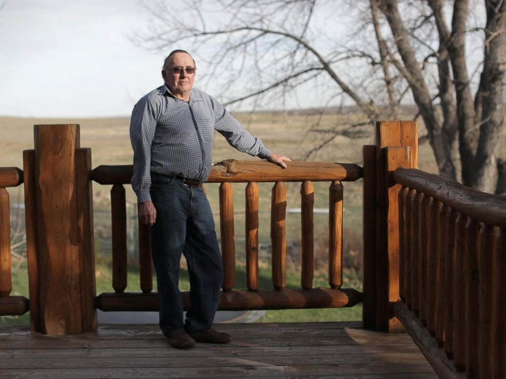 PHOTO: L.J. Turner's family has had their ranch in Gillette for nearly a century. He is one of the few vocal critics in the area who take issue with the impact that coal mining has on the local environment.