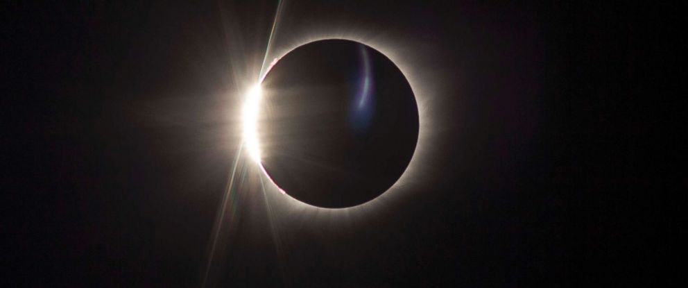 Aug  Solar Eclipse Ring