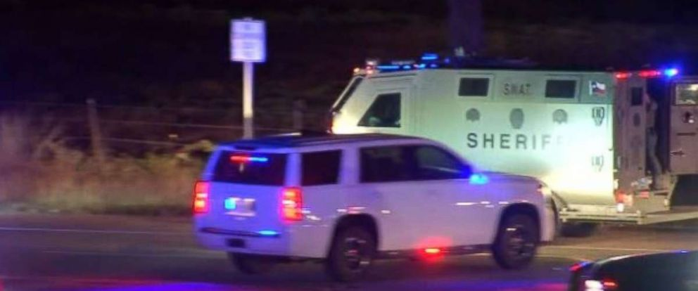 A Texas trooper was shot and killed on Thanksgiving Day in Freestone County, Texas.