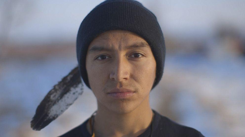 Thomas Lopez, 24, International Indigenous Youth Council Member