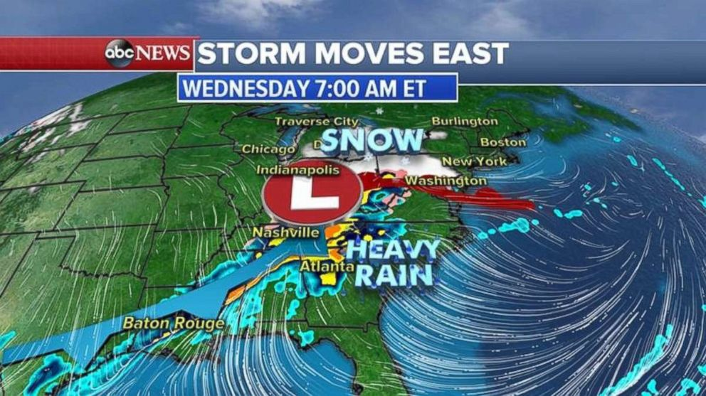 Severe winter storm to hit USA lower Great Lakes region