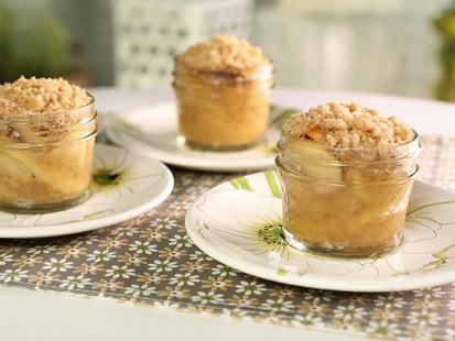 Apple Crisp Mini Pies Recipe Recipe Abc News