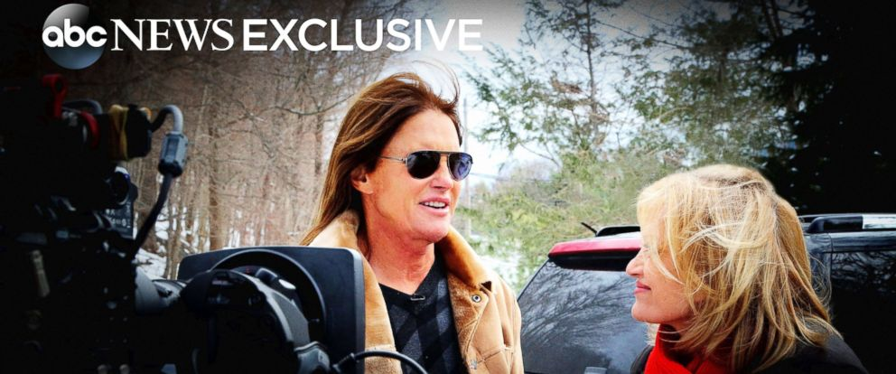 PHOTO: Bruce Jenner - The Interview is expected to air on April 24, 2015.