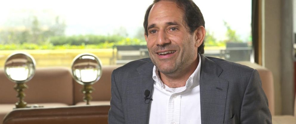 "Ousted American Apparel CEO Dov Charney sits down for an interview with ABC News ""20/20."""