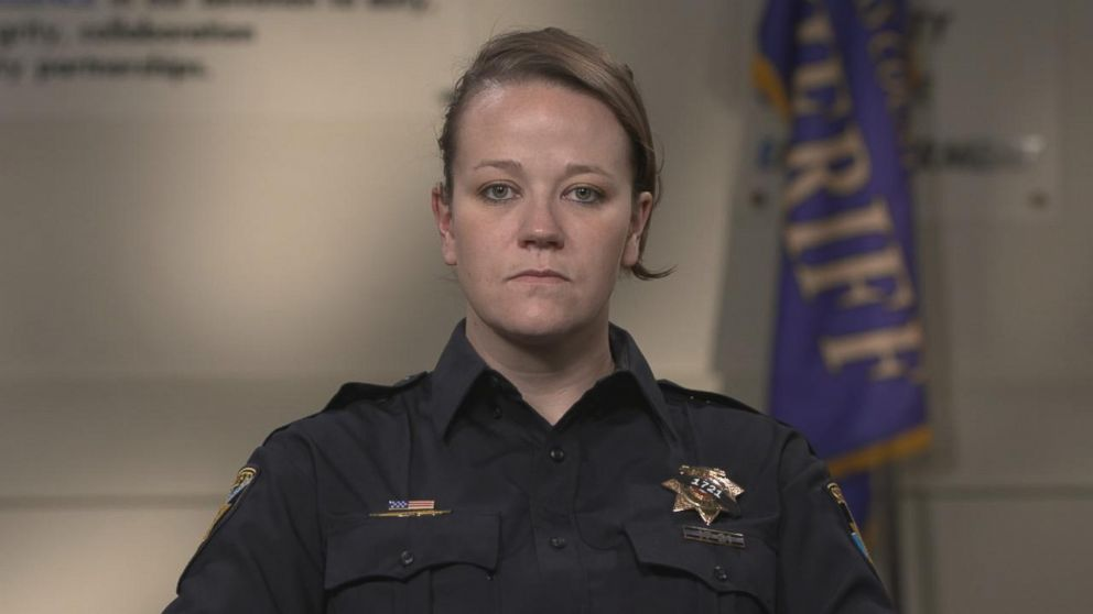 Douglas County Sheriffs Department Deputy Taylor Davis has served five years in law enforcement.