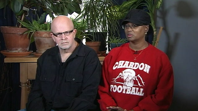 PHOTO: The parents of Ohio school shooting victim Demetrius Hewlin said today they forgive suspected gunman T.J. Lane for shooting their son, noting sadly that Demetrius was often late for school but not late enough that day.