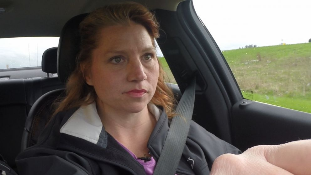 Anissa Weiers mother Kristi Weier spent hours driving back and forth to the jail where her daughter was held.