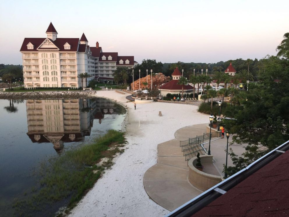 PHOTO: A 2-year-old child was dragged into the water by an alligator near Disneys Grand Floridian Resort & Spa in Orlando, Fla., pictured June 15, 2016.