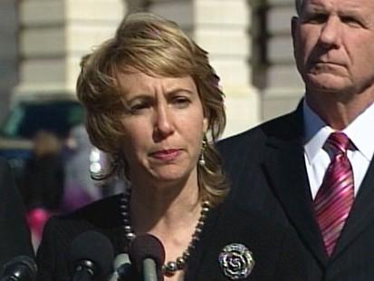 VIDEO: The congresswoman will be taken to a Houston facility to start rehab.