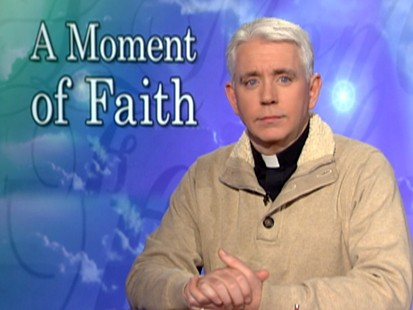 VIDEO: Father Beck happy to see first teen girl win ancient Christian contest.