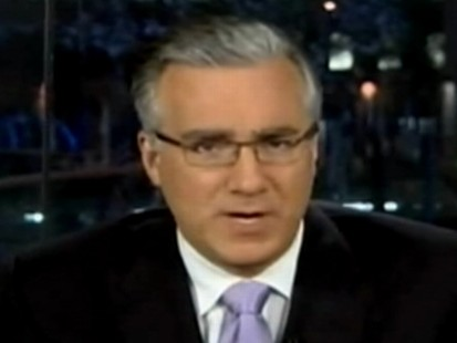 Video: MSNBC suspended host Keith Olbermann.