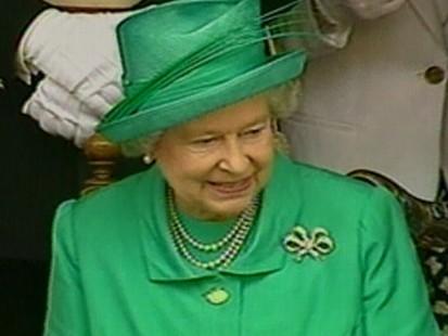 VIDEO: Queen Elizabeths Jubilee