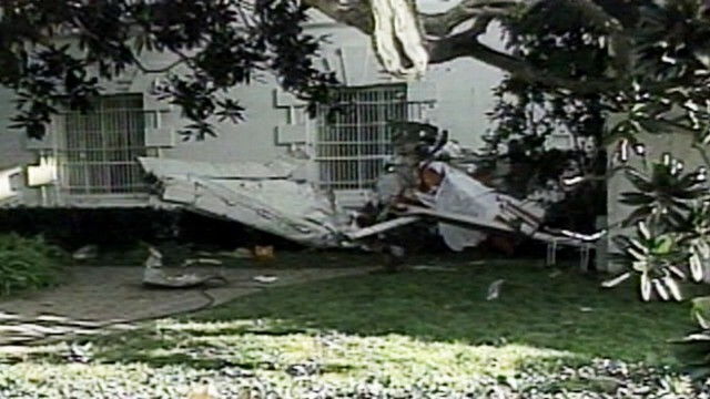 Sept 12 1994 White House Plane Crash Video Abc News
