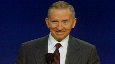 VIDEO: Ross Perot