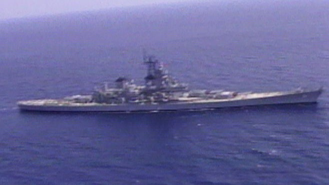 April 20, 1989: Navy Disaster Stirs Aged Ship Debate