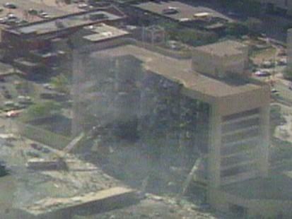 VIDEO: Oklahoma City Bombing 1995