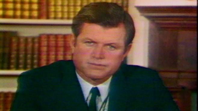 July 25,1969: Chappaquiddick Accident Video - ABC News