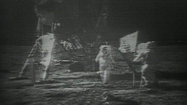 july 20  1969  first man on the moon video