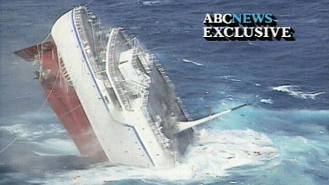 Aug. 4, 1991: Cruise Ship Sinks Video - ABC News