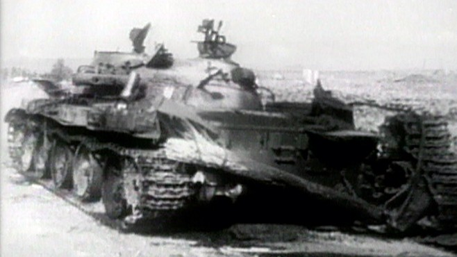 VIDEO: Yom Kippur War