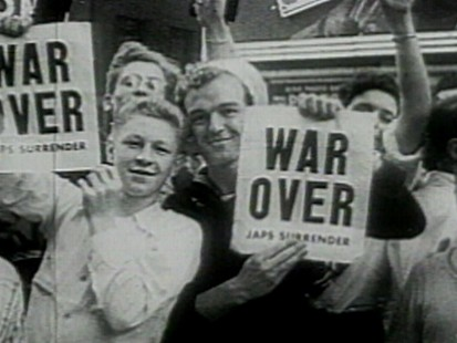 VIDEO: 50 Years After End of World War II