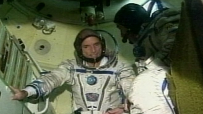 VIDEO: Russia Agrees to Space Tourism