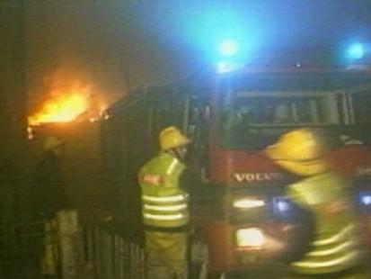 VIDEO: Pan Am 103 Crashes in Lockerbie, Scotland