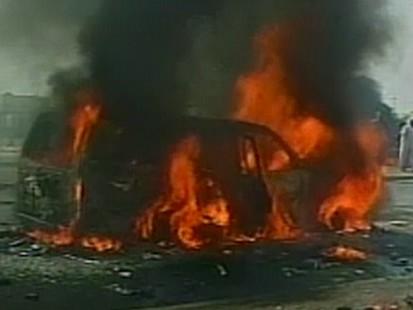 VIDEO: American contractors killed in Iraq 2004