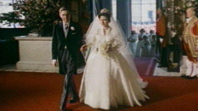 May 6 1960 Princess Margaret S Wedding Video Abc News