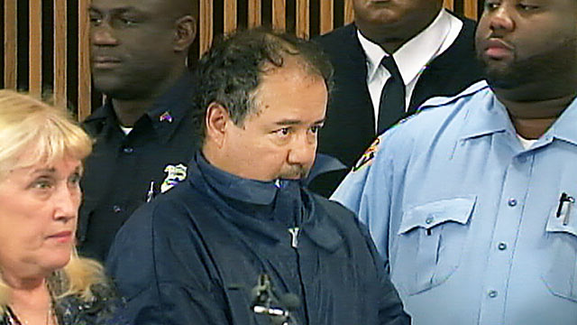 PHOTO: Ariel Castro is shown during his arraignment in Cleveland, Ohio, May 9, 2013.