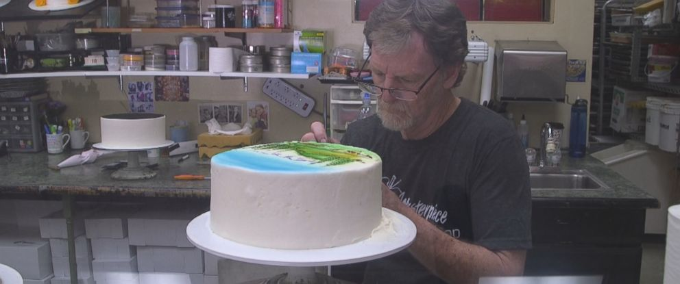 Baker Jack Phillips Owner Of Masterpiece Cakeshop Spoke With Nightline One Week