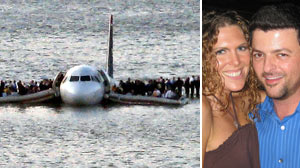 Ben and Laura were both passengers on the Miracle on the Hudson crash and starting dating afterwards