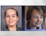 PHOTO: 8-year-old Elizabeth Collins and her cousin, 10-year-old Lyric Cook, were last seen Friday, July 13, 2012, around the noon hour riding their bikes in Evansdale, Iowa.