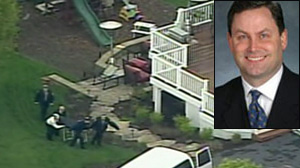 PHOTO Law enforcement sources said David Kellermann, acting chief financial officer of mortgage company Freddie Mac, was found hanging in the basement of his Vienna, Va., home, dead from an apparent suicide early this morning.