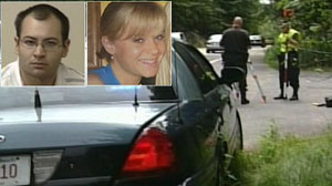 Eric Lum was allegedly high on heroin when his SUV hit Alison Regans car
