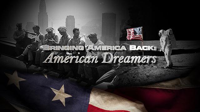 "PHOTO: ""Primetime Nightline"" presents ""Bringing America Back: American Dreamers."""