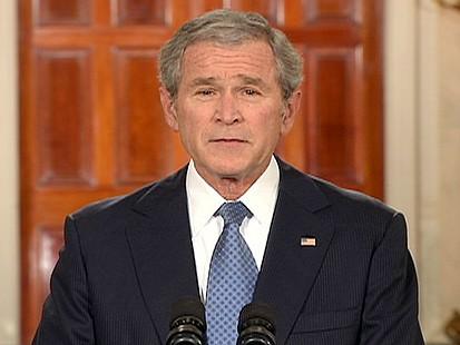 VIDEO: Bush Bids America Farewell