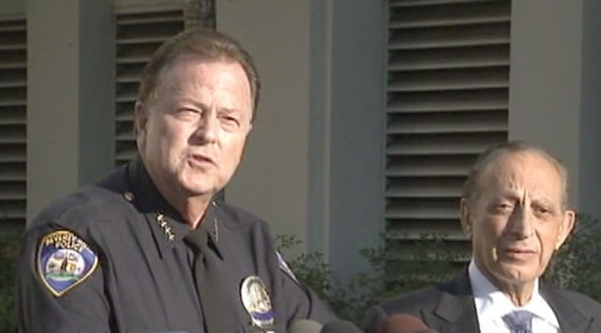 VIDEO: Chief David Snowden discusses current updated details in Ronni Chasen case.
