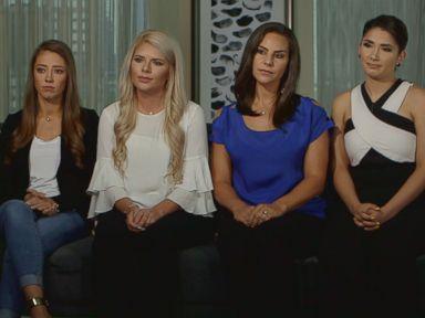 Ex-NFL cheerleaders suing Houston Texans, coach describe culture of harassment