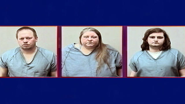PHOTO: Police arrested the father and stepmother of A 15-year-old girl that was held captive in the basement of her home, according to police.
