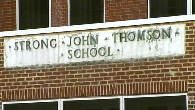 PHOTO Students at a Washington, DC, elementary school ingested cocaine brought to the school by a fellow pupil.