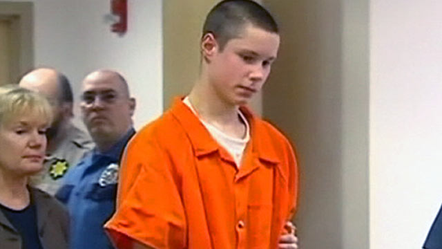 """PHOTO:Colton Harris Moore, the so-called """"Barefoot Bandit"""", pleaded guilty Friday, June 17, 2011, to seven felonies in a federal court in Seattle."""