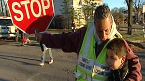 PHOTO:After beloved crossing guard Deborah Clark told a parent that she would soon be homeless, the community rallied to get her a new home and help paying the rent.