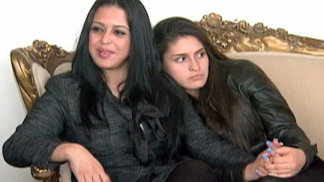 PHOTO: Soraida Hicks and her 16-year-old daughter, Pam, were victims of a vicious cyber attack instigated by Hicks ex-boyfriend.