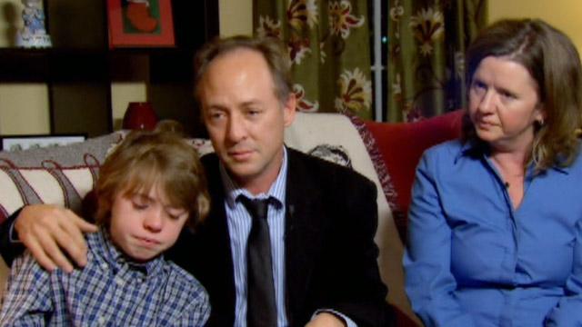 PHOTO: Daniel Barden's family