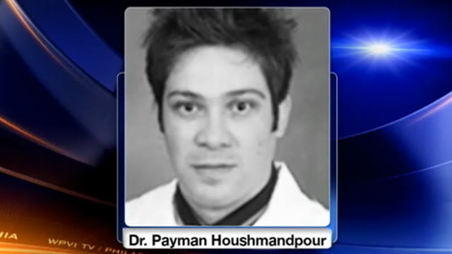"PHOTO: Police in Vorhees, N.J., are investigating the shooting death of medical doctor Payman Houshmandpour, seen here, by a former colleague, Giocondo ""Joe"" Navek, that occurred April 12, 2012."