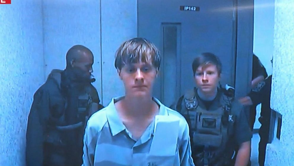 Dylann Roof Hears Victims Families Speak At First Court